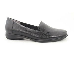 Trotters Jenn Loafer Slip On  Black  9 WW()5885